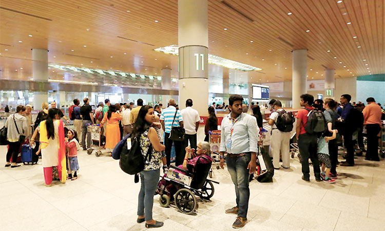 Indian Tourism Industry Unaffected by Economic Slowdown