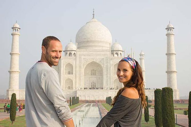 2 Days Agra Tour With Sunrise Taj Mahal