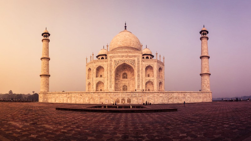 Exotic Taj Mahal with Agra Local Craft And Food Tour