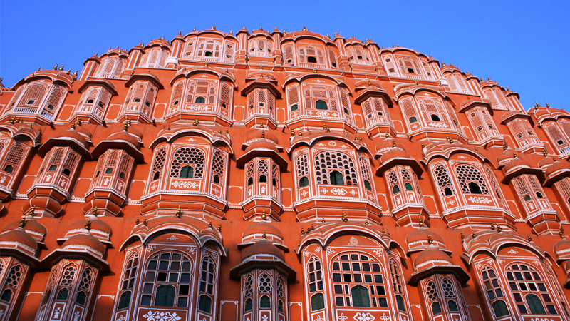 Exotic Golden Triangle Tour 4 Days