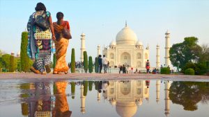 Exotic Heritage Walk Tour With Taj Mahal