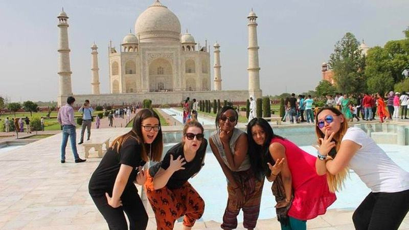 Exotic Same Day Taj Mahal Tour By Car