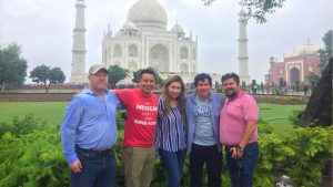 Exotic Taj Mahal With Agra Local Craft And Food Tours