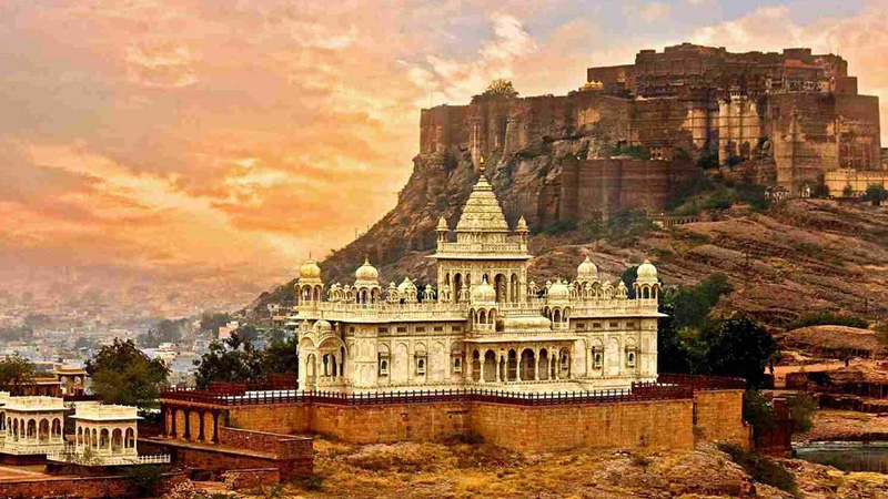 Exotic Golden Triangle Tour with Jodhpur (6 Days 5 Nights)