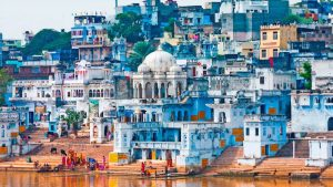 Exotic Golden Triangle Tour with Pushkar