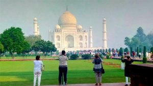 Taj‌ ‌Mahal‌ ‌With‌ ‌Colonial‌ ‌Walk‌ ‌Tour‌