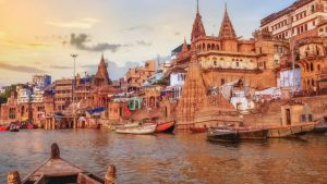 Exotic Golden triangle tour with Varanasi
